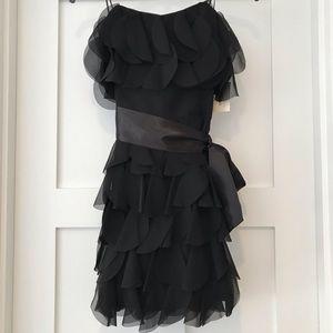 GUESS Black Strapless Dress • Size 5